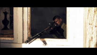 Sniper Elite 4 - Launch Trailer