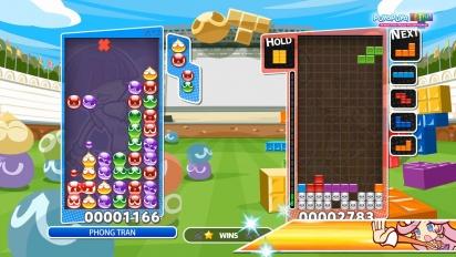 Puyo Puyo Tetris - Tutorial de Sandwich