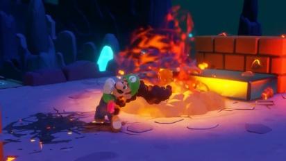 Mario + Rabbids Kingdom Battle - Tráiler español Paquete Ultradesafío