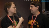 Earthfall - Entrevista a Russell Williams