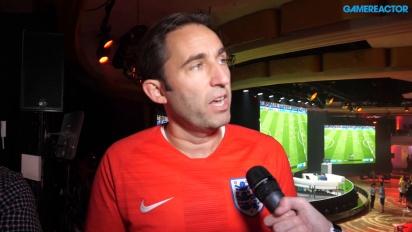 FIFA 19 - Entrevista a Matthew Prior y Sam Rivera