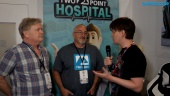 Two Point Hospital - Entrevista a Gary Carr y Mark Webley