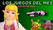 Los Juegos del Mes: Julio de 2021