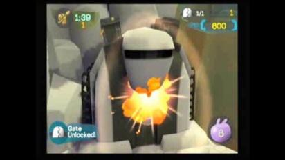 De Blob - Paint the town gameplay