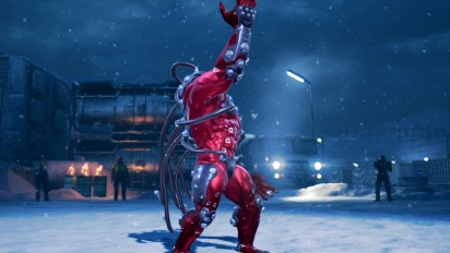 Tekken 7 - Gameplay