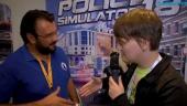 Police Simulator 18 - Entrevista a Pedro Pinho
