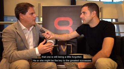 MercurySteam - Entrevista a Rafael Martínez