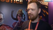 Raging Justice - Entrevista a Nic Makin