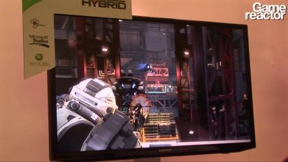 E3 12: Hybrid - Gameplay