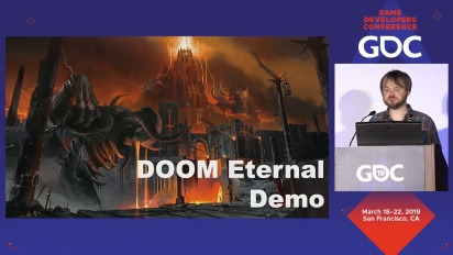 Doom Eternal - Google Stadia First Light Livestream Demo
