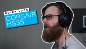 El Vistazo - Headset Corsair HS35 Stereo