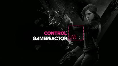 Control - Replay del Livestream candidato GOTY