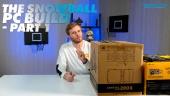 Gamereactor ensambla un PC - The Snowball (Parte 1)