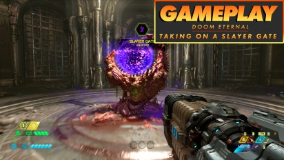 Doom Eternal - Gameplay Portal del Slayer