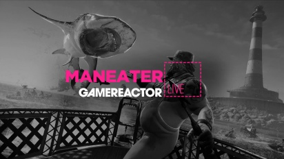 Maneater - Replay del Livestream