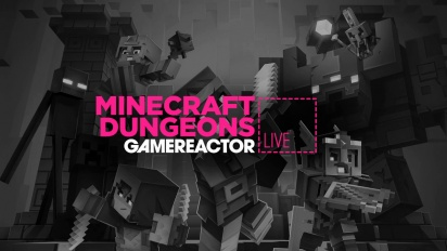 Minecraft Dungeons - Replay del Livestream