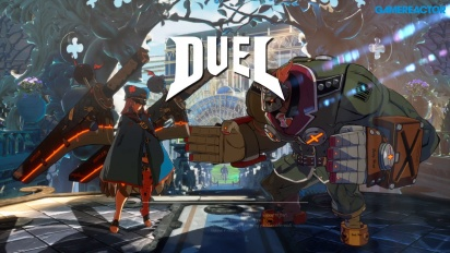 Guilty Gear: Strive - Ramlethal Valentine vs. Potemkin (Gameplay de la Beta Abierta)