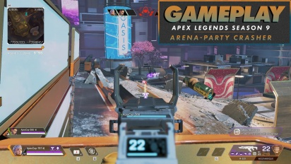 Apex Legends Season 9 - Arenas (Asistente Sorpresa) - Gameplay