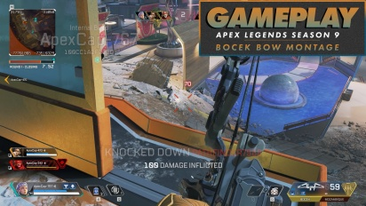 Apex Legends Temporada 9 - Arco Bocek - Gameplay