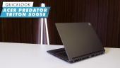 Acer Predator Triton 500 SE - El Vistazo