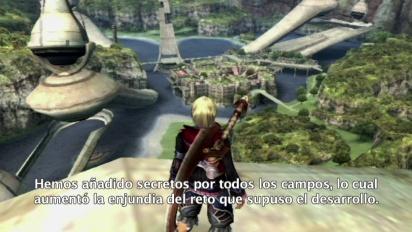 Xenoblade Chronicles - vídeo entrevista: El Origen de una Epopeya - 2