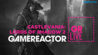 Gameplay Castlevania: Lords of Shadow 2 - repetición del Livestream