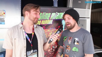 E3 2014: Hotline Miami 2: Wrong Number Interview