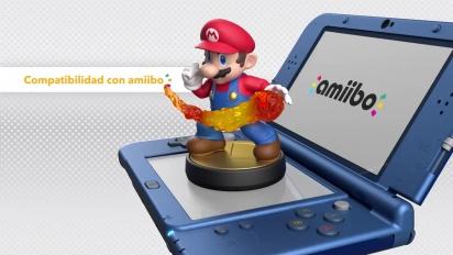 New Nintendo 3DS - Tráiler español de funciones y novedades