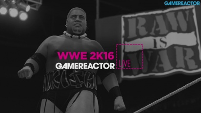 WWE 2K16 - Replay del livestream