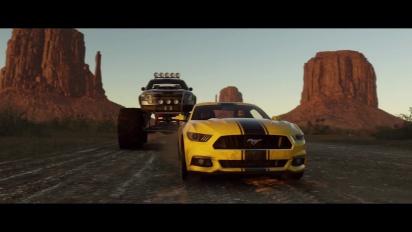 The Crew Wild Run - Launch Trailer