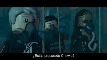 Lego Star Wars: El Despertar de la Fuerza - Tráiler español Nuevas Aventuras May the 4th Be With You