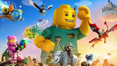 Lego Worlds - Tráiler para consolas