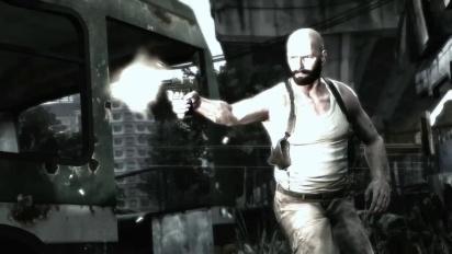 Max Payne 3 - diseño y tecnología: Bullet Time