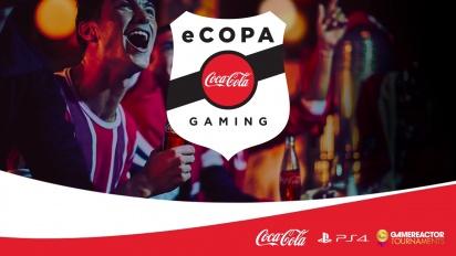 FIFA 18 - Finales de la eCopa Denmark 2017