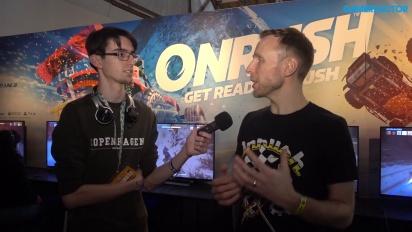Onrush - Entrevista a Paul Rustchynsky