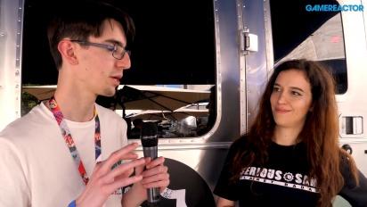 Serious Sam 4: Planet Badass - Entrevista a Nika Dvoravic