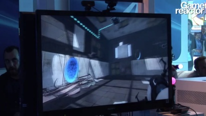 E3 12: Portal 2: In Motion - Gameplay