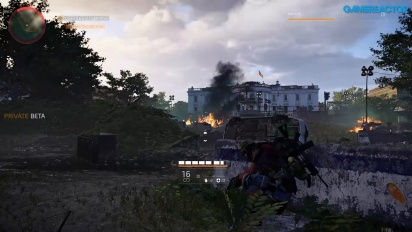 The Division 2 - Gameplay misión Dawn's Early Light