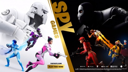 Fortnite -  Spy Games Trailer