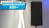 El Vistazo - Samsung Galaxy S21+