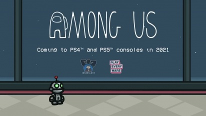 Among Us - PlayStation Announcement Trailer