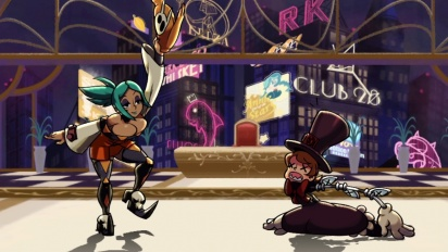 Skullgirls - Cerebella Trailer