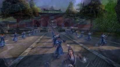 Age of Wulin - Free to Play Trailer