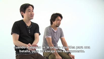 Xenoblade Chronicles - vídeo entrevista: El Origen de una Epopeya - 3