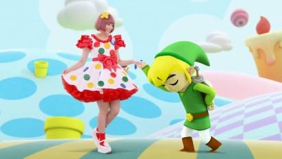 New Nintendo 3DS - Vídeo japonés 'Kisekae' de las carátulas intercambiables