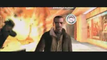 Grand Theft Auto IV TVspot UK