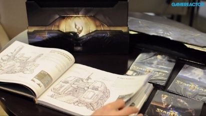 Starcraft II: Legacy of the Void - Unboxing de la Edición Coleccionista