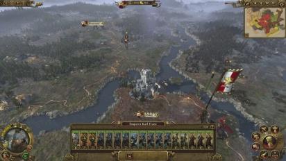 Total War: Warhammer - Repaso por la campaña del Imperio