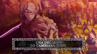 Fire Emblem Fates - Tráiler español Elige tu Destino