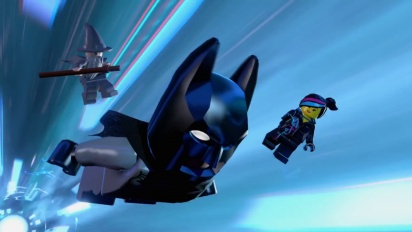 LEGO Dimensions - Tráiler de su llegada a España